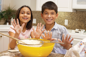 Image from Kids in the Kitchen